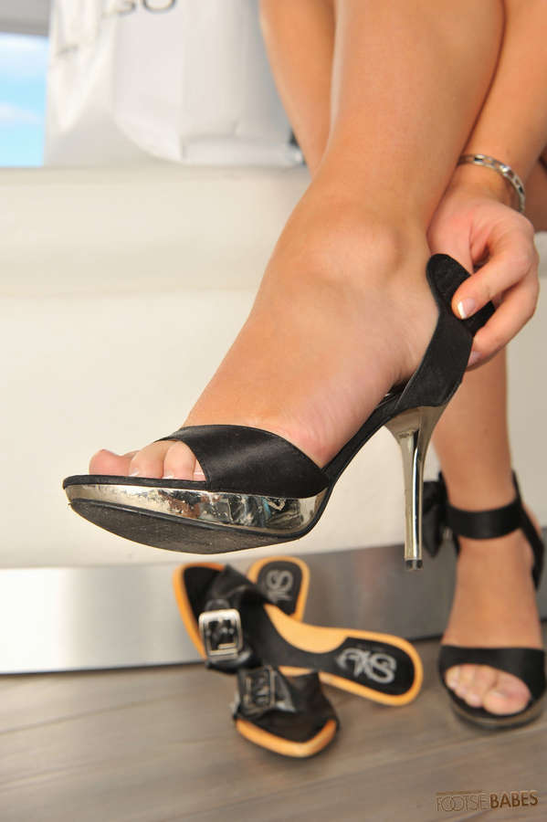 Tiffany Doll Feet