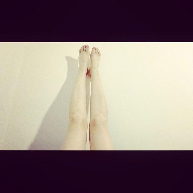 Agostiina Longo Feet