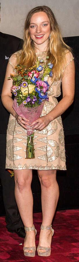 Tessa Schram Feet