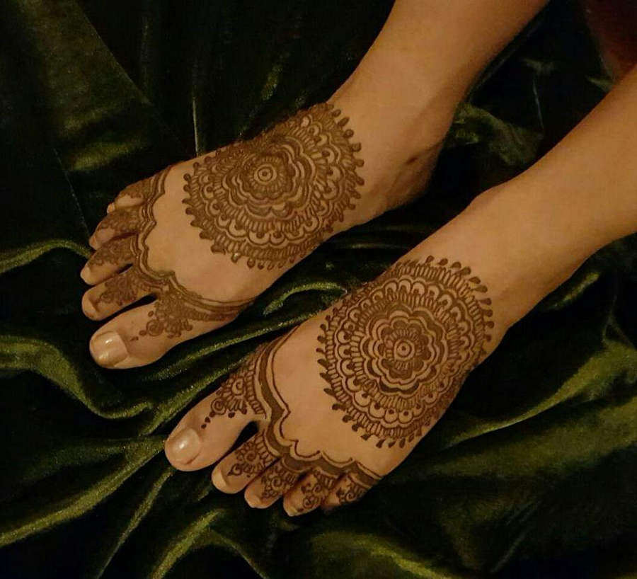 Shashika Jones Feet