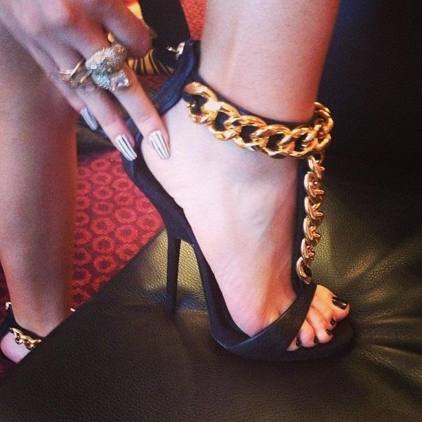 Bridget Kelly Feet