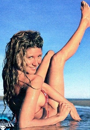 Maria Carambula Feet