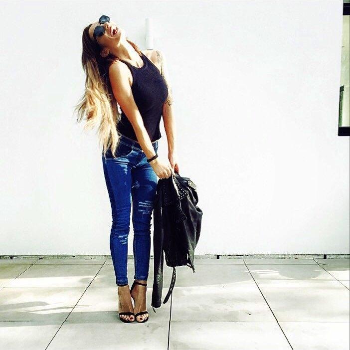 Emilie Nef Naf Feet