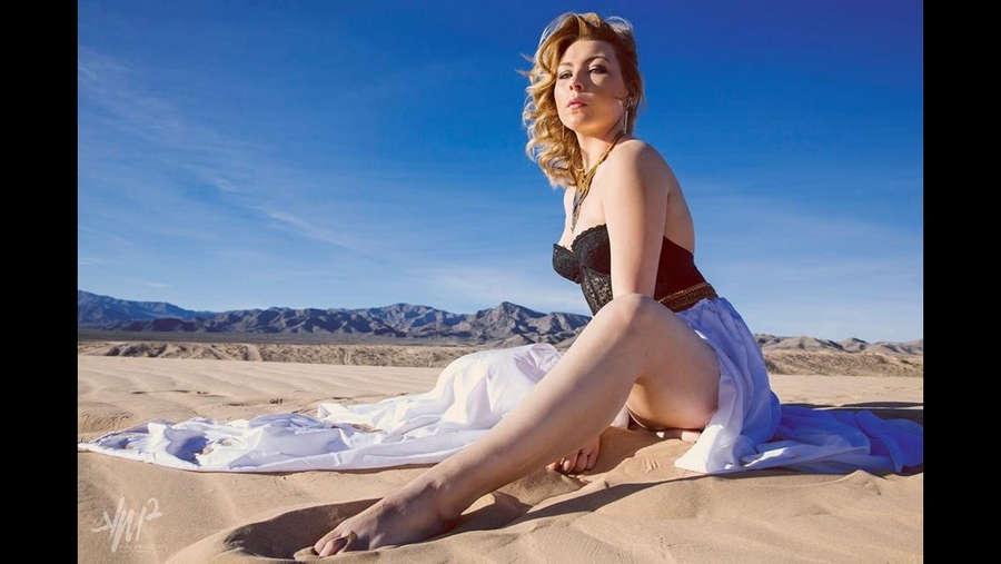Paige Lauren Billiot Feet