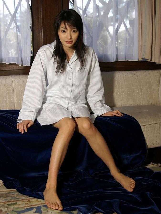 Kaori Manabe Feet