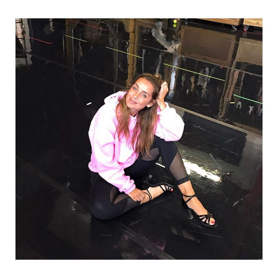 Louise Redknapp Feet