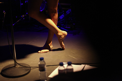 Claudia Efe Feet