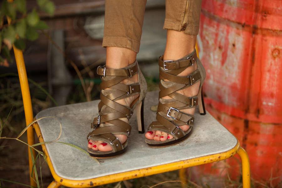 Clara Alonso Feet
