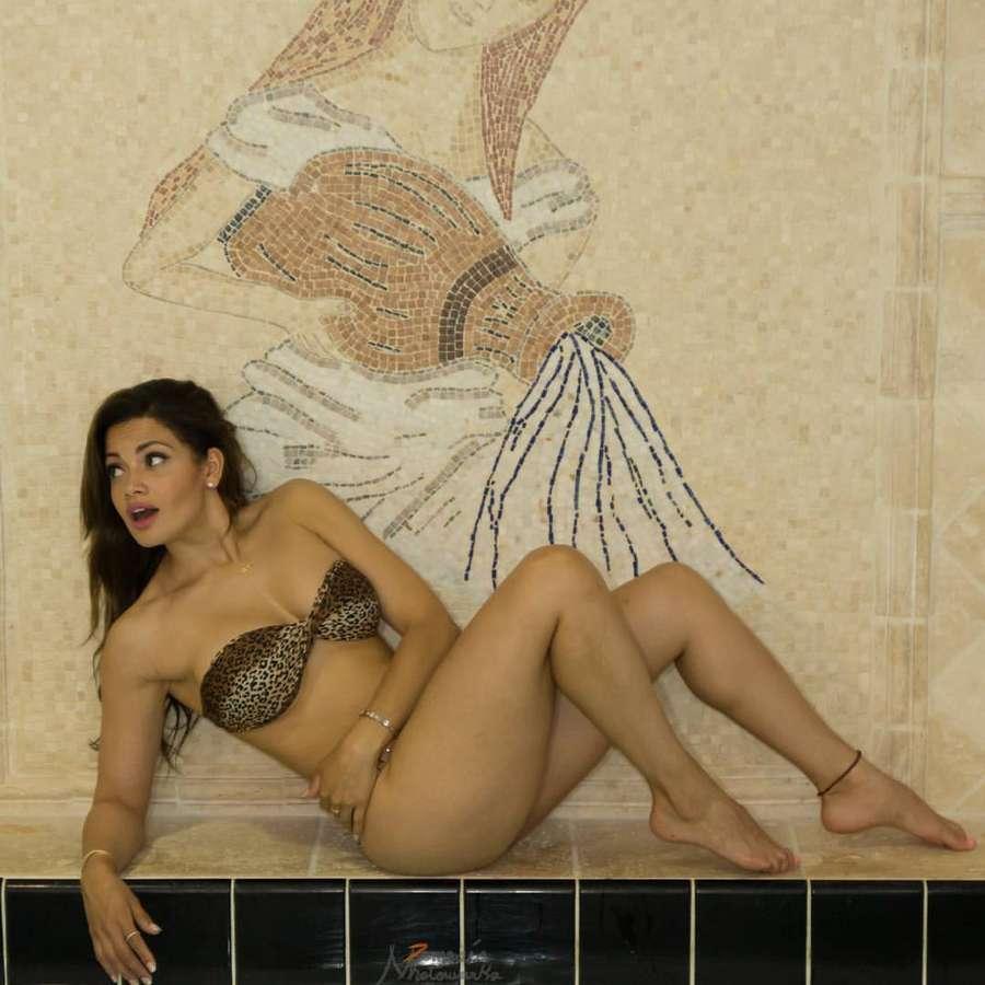Samantha Sepulveola Feet