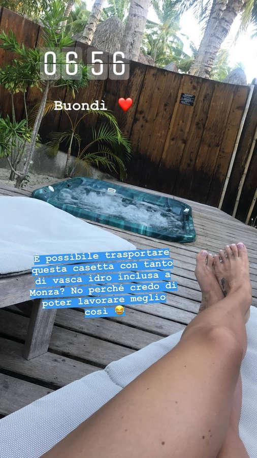 Giada Giacalone Feet