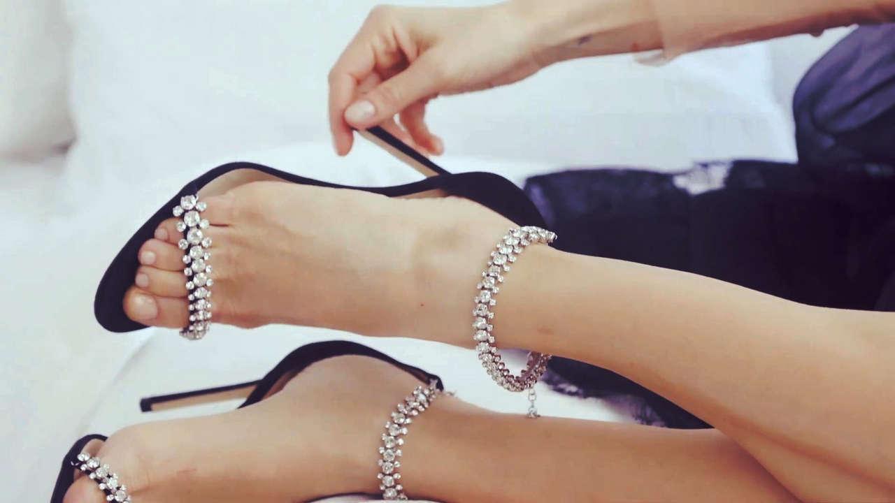 Sienna Miller Feet