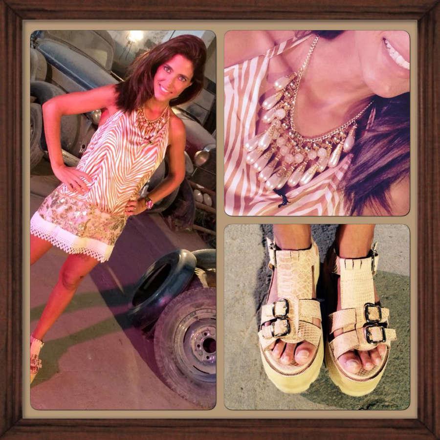 Alejandra Martinez Feet