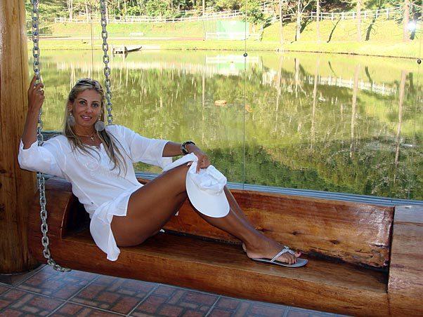 Angela Bismarchi Feet