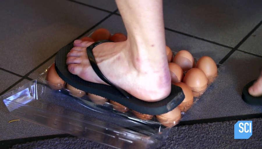 Anne Lise Emig Feet