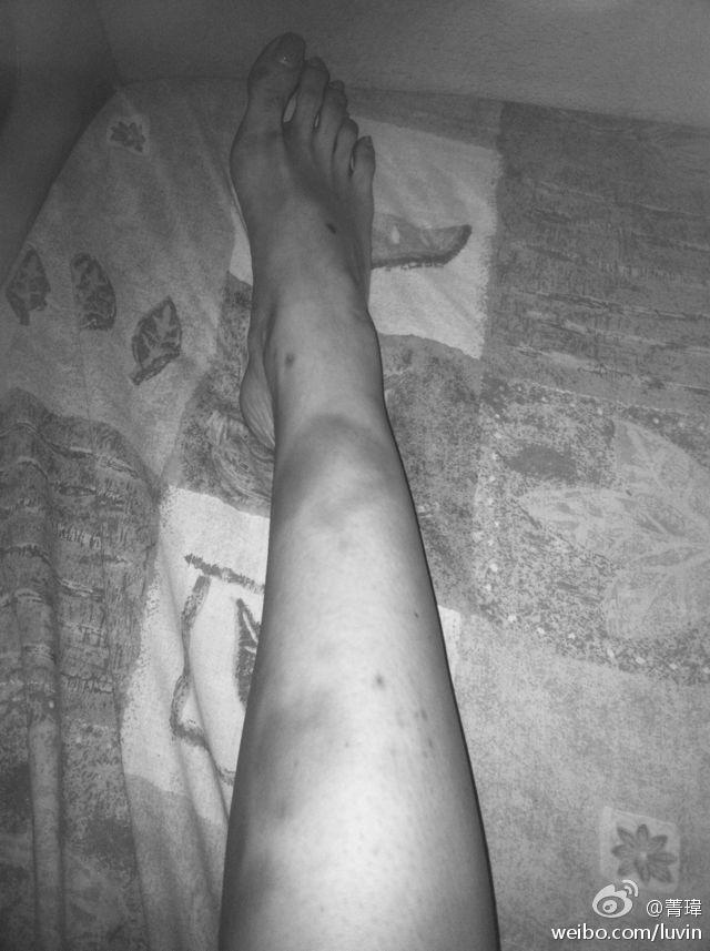 Luvin Ching Wai Ho Feet