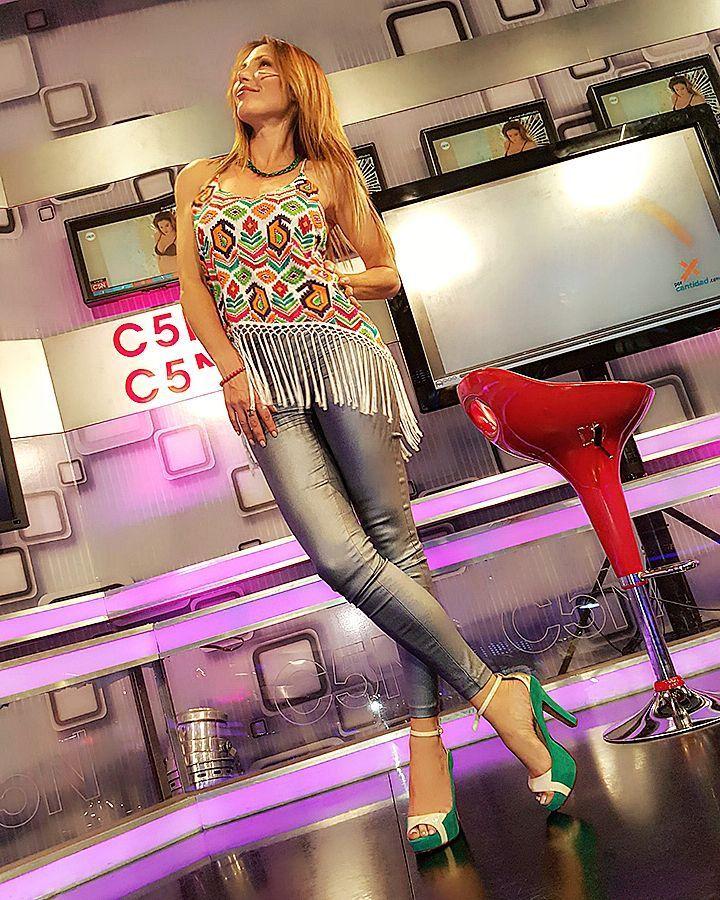 Celina Rucci Feet