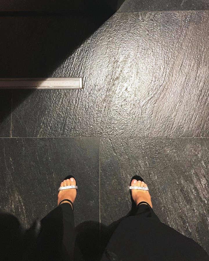 Patricia Peristeri Milic Feet