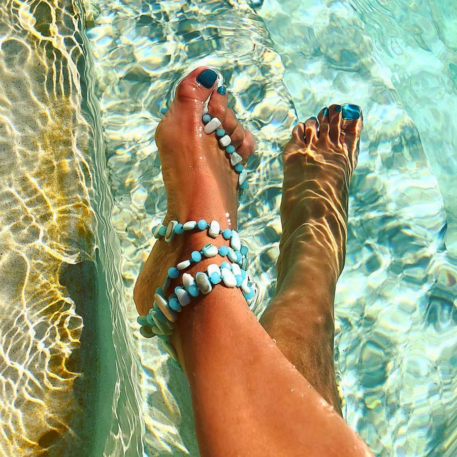 Gisella Donadoni Feet