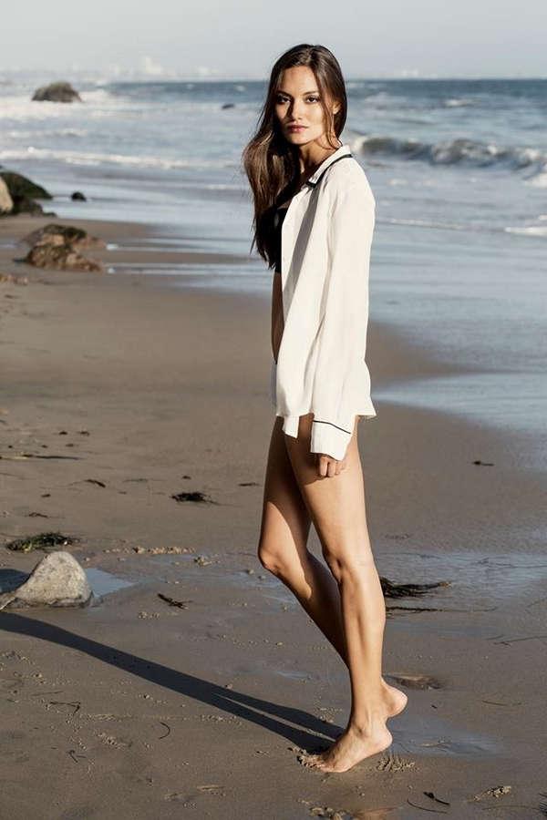 Anne Marie Kortright Martinez Feet
