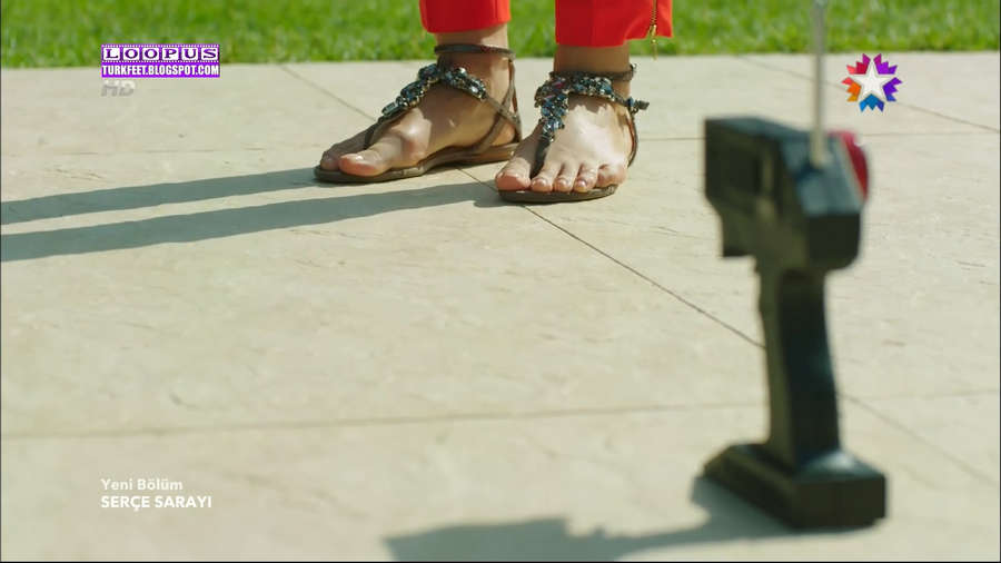 Songul Oden Feet