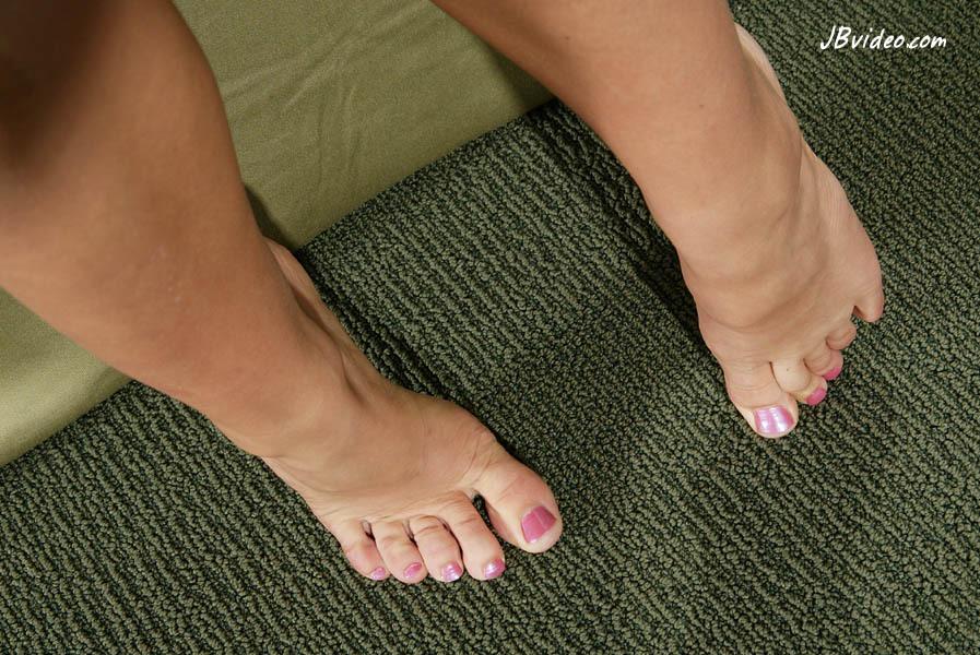 Sammie Rhodes Feet