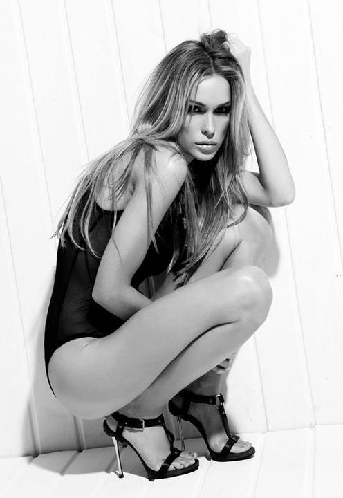 Cassandra Bell Feet