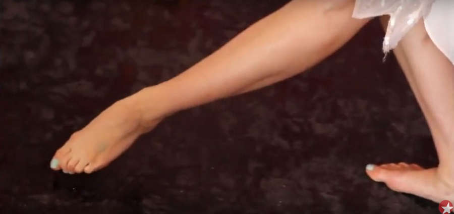 Stephanie Gibson Feet