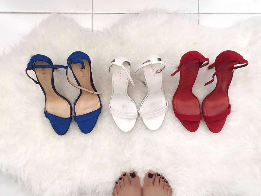 Glency Feliz Feet