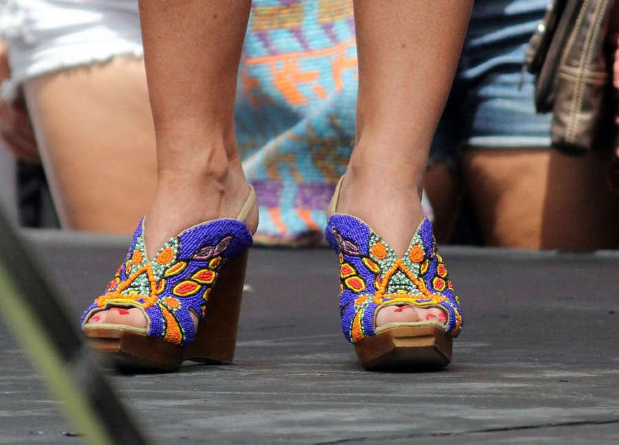 Mary Murphy Feet