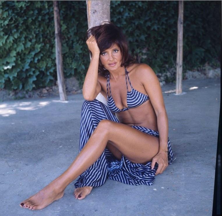 Rossana Podesta Feet
