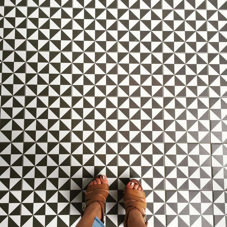 Sofie Formica Feet