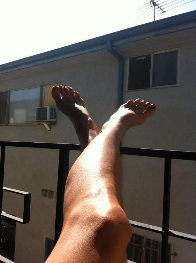 Almudena Alcazar Feet