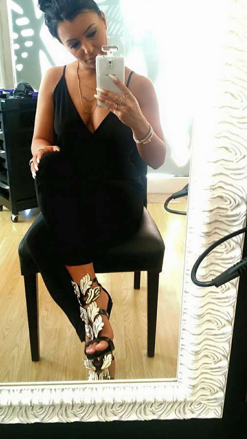 Alexandra Ferreira Feet