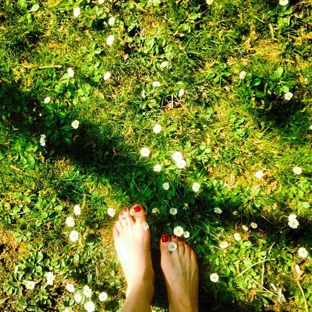 Irem Altug Feet