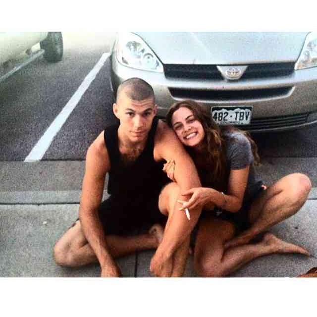 Riley Keough Feet