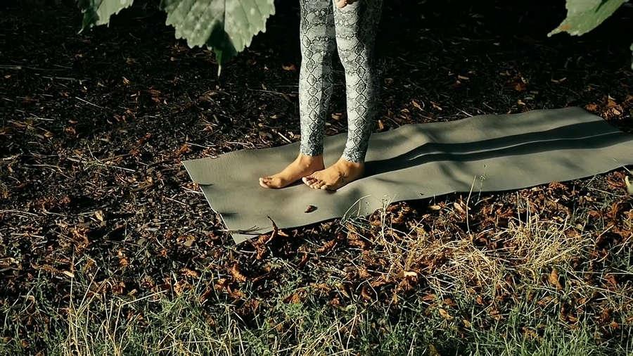 Aline Fernandes Feet