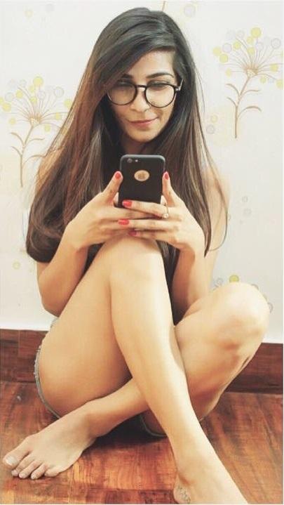 Shruti Yogi Feet