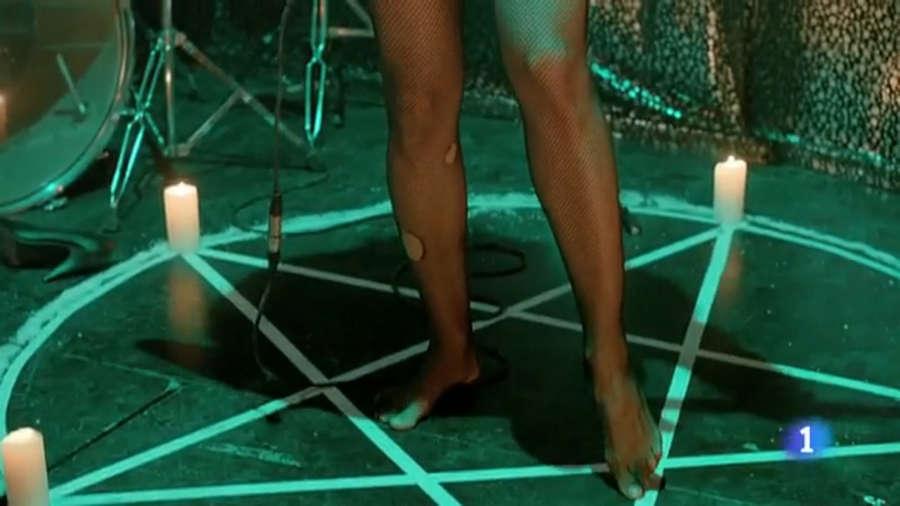 Veronica Echegui Feet