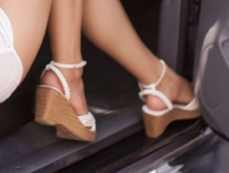 Alexandra Palomo Feet