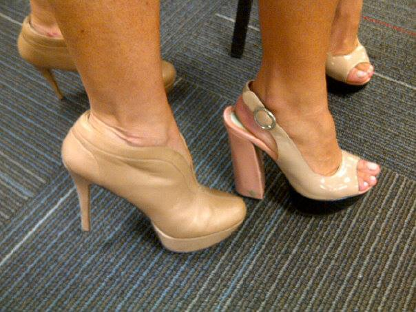 Gina Loudon Feet