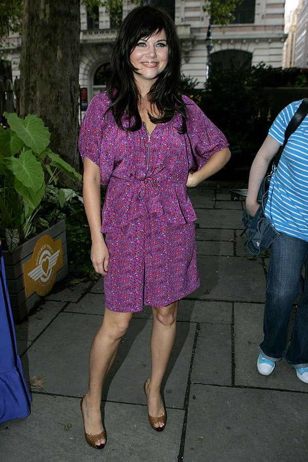 Tiffani Thiessen Feet