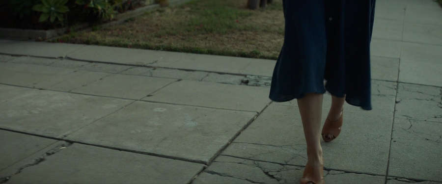 Aubrey Plaza Feet
