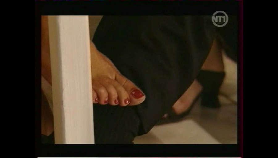 Audrey Moore Feet