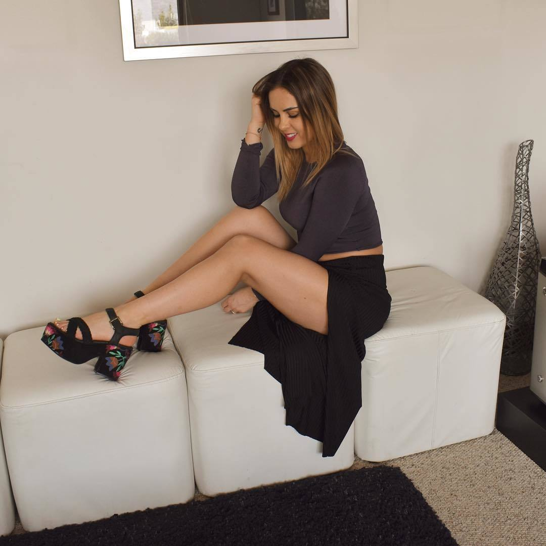 Maura Rivera Feet