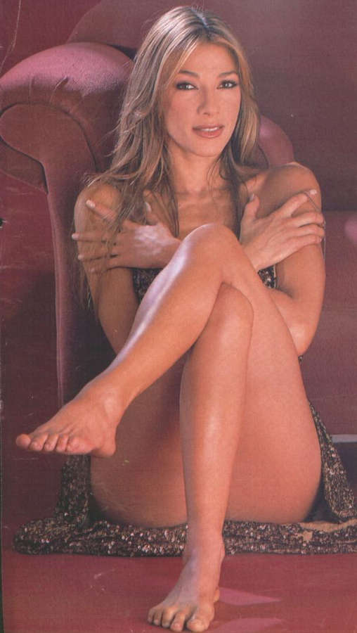 Catherine Fulop Feet