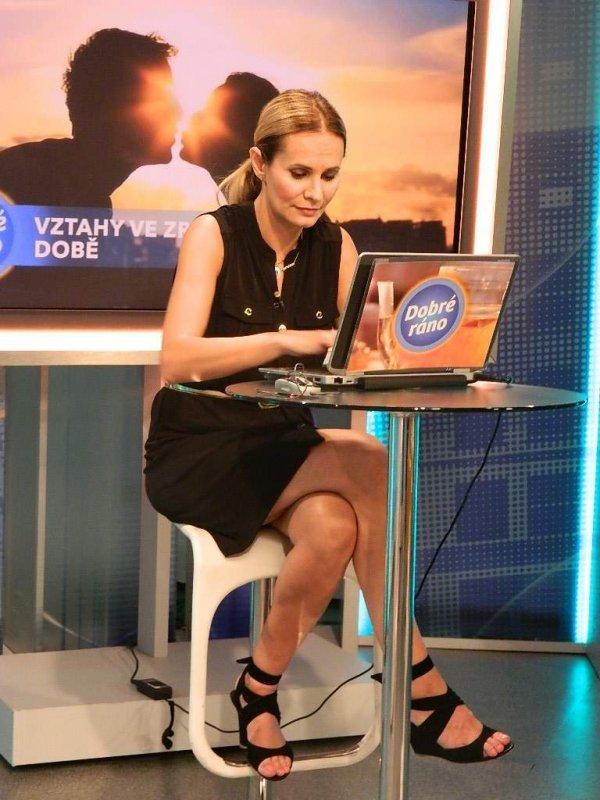 Monika Absolonova Feet