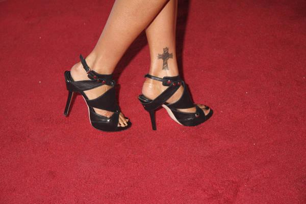 Tami Donaldson Feet