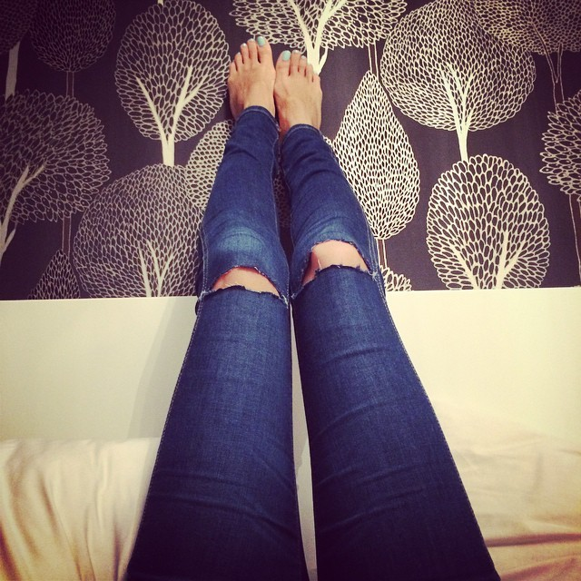 Alex Osipczak Feet