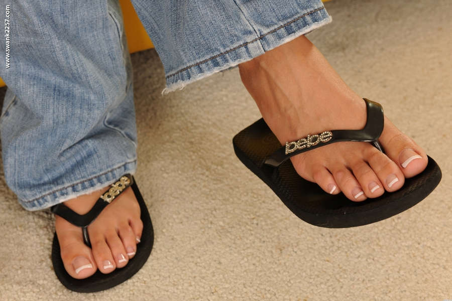Kortney Kane Feet