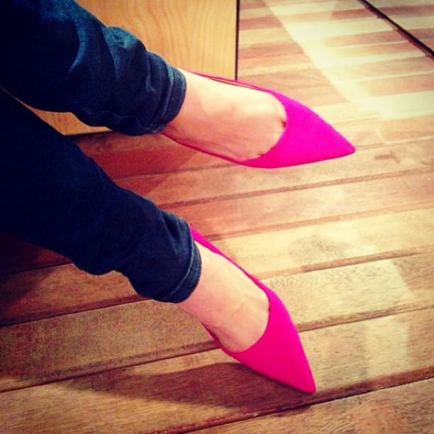 Amanda Richter Feet